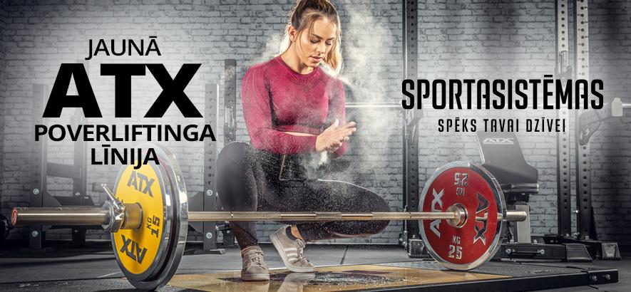 Jaunā ATX poverliftinga linija - Sporta Sistēmas